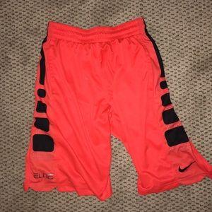Nike dri-fit elite men's shorts.